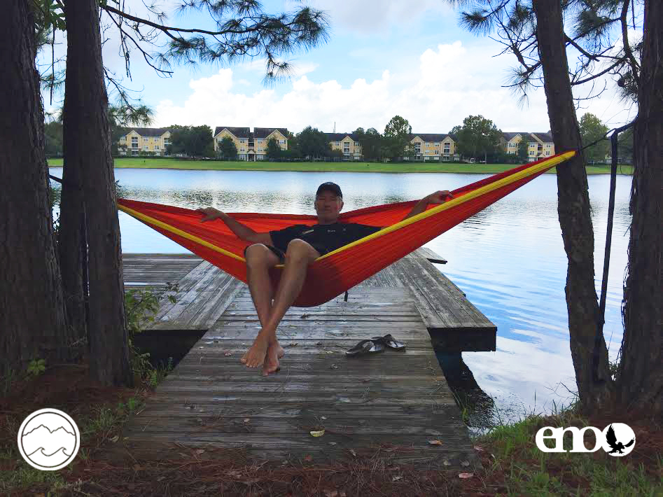 Black Creek Has Many Different Colors In ENO Hammocks And With The Weather  Starting To Cool Down These Hammocks Are Becoming Popular Again.